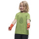 Houdini Kids Rock Steady Tee Clover Green